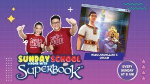 26 September 2021 | Online Sunday School (Nebuchadnezzar's Dream)