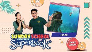 10 October 2021   Online Sunday School (Jonah)